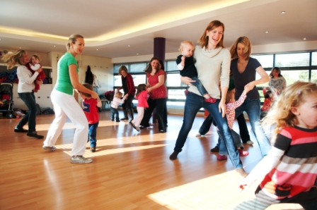 Latino Bambino classes for babies and toddlers