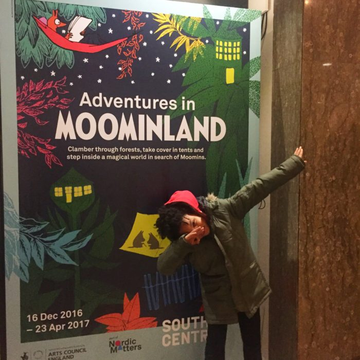 Moomins at Southbank Centre