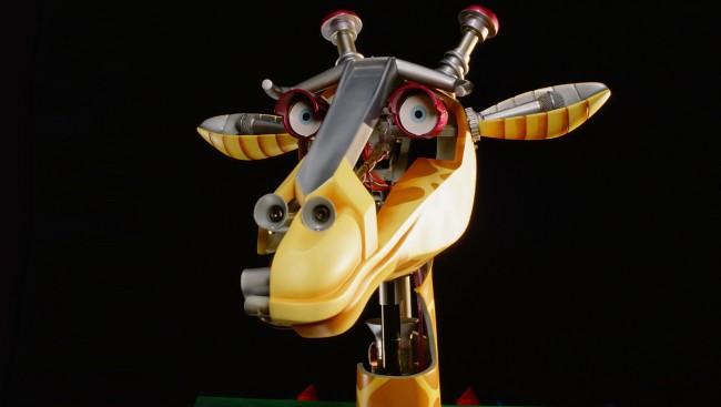 Robot Zoo at Horniman