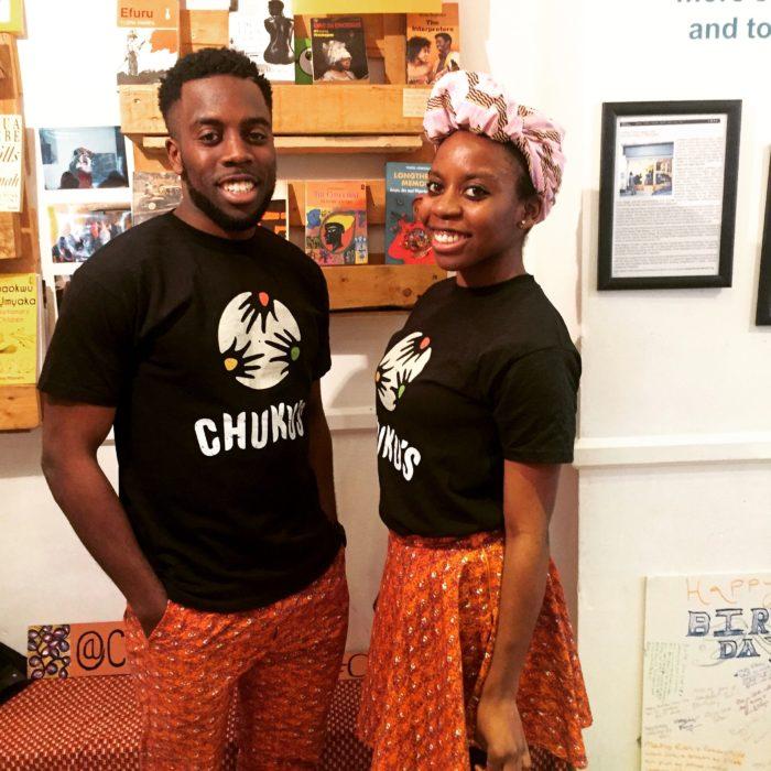 Chukus Ifeyinwa and Emeka