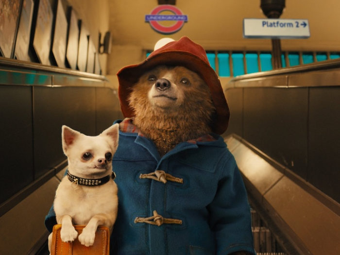 Paddington on Amazon Prime