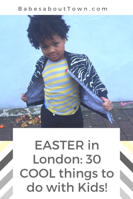 Easter in London