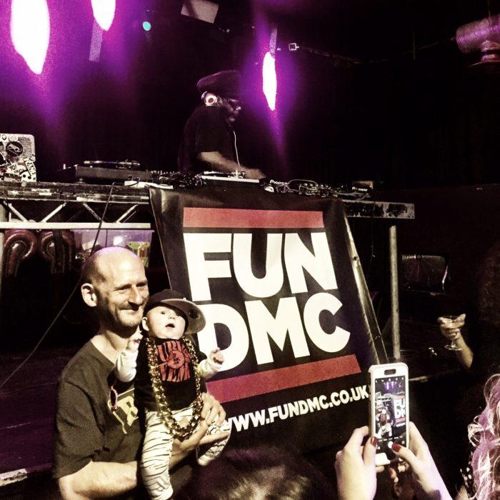 Jazzie B Fun DMC