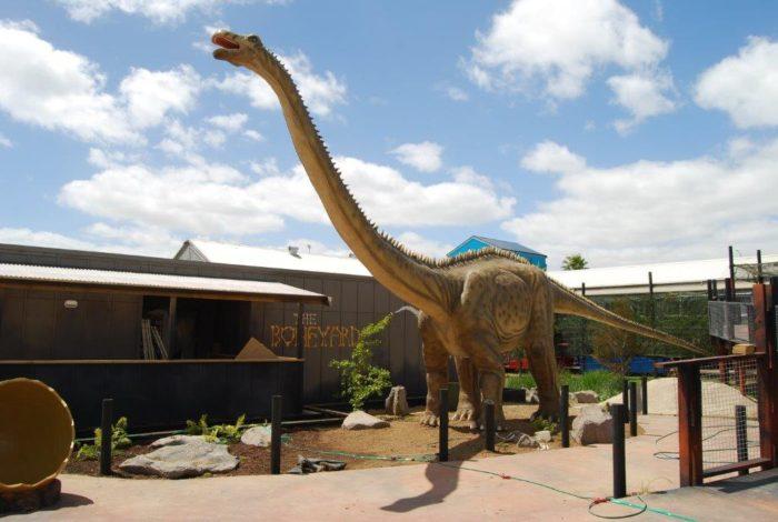 Jurassic Kingdom Diplodocus