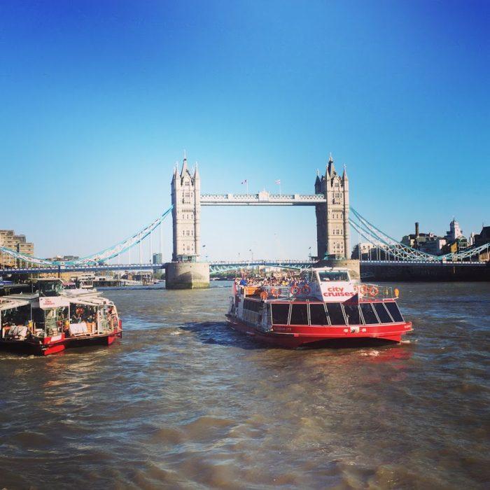 City Cruises river boats