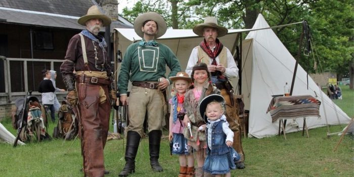 Royal Gunpowder Mills Wild West Weekend