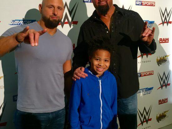 WWE RAW Luke Gallows and Karl Anderson