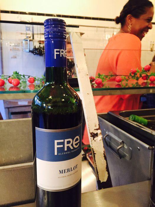 Dry Drinker Night wine