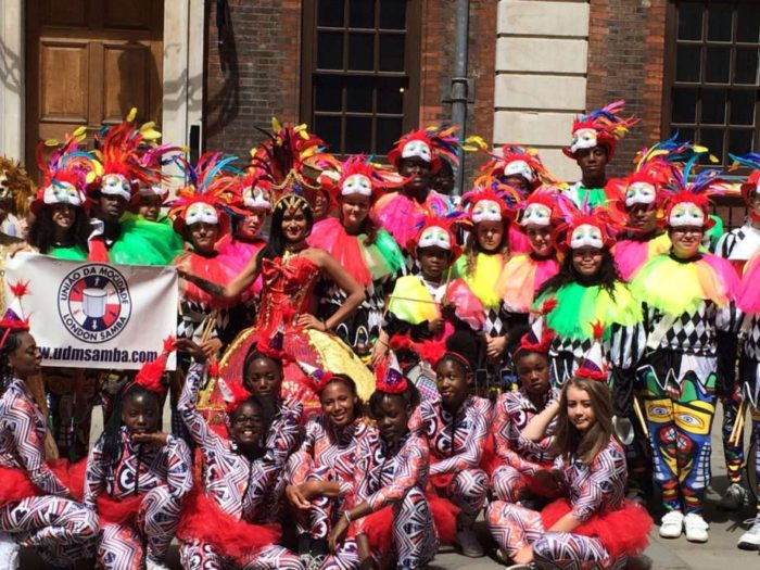 London Bridge City Summer Festival UDM Samba