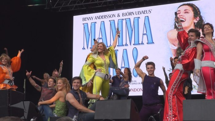 West End Live Mamma Mia