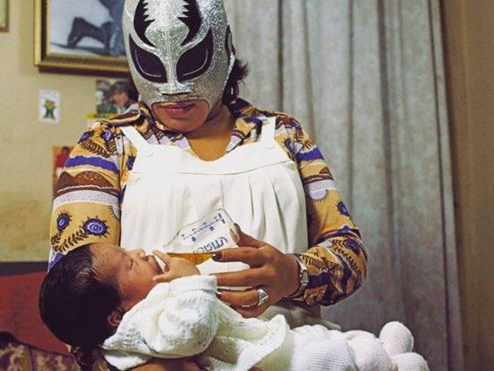 lucha libre baby