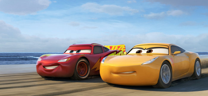 Cars 3 Lightning McQueen Cruz Ramirez