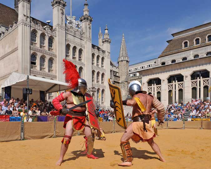 Gladiator Games Guildhall