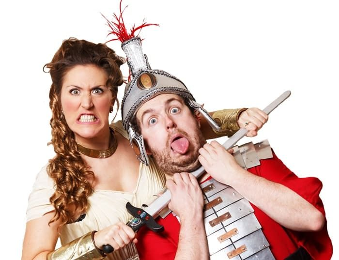 Horrible Histories: 7 Reasons to Take your Kids to the Barmiest Show in Britain!