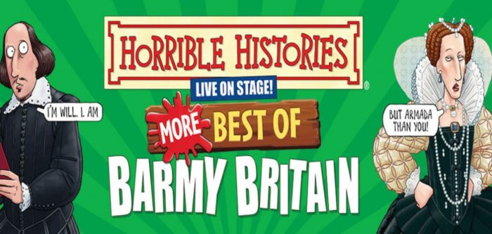 Horrible Histories More Best of Barmy Britain poster