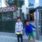 Inamo Review: Touch Screen Tables + Kids Eat Free!