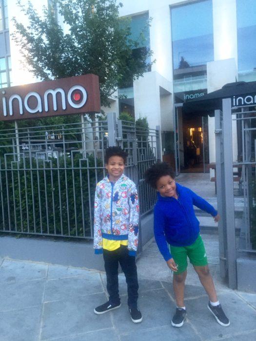 Inamo Camden