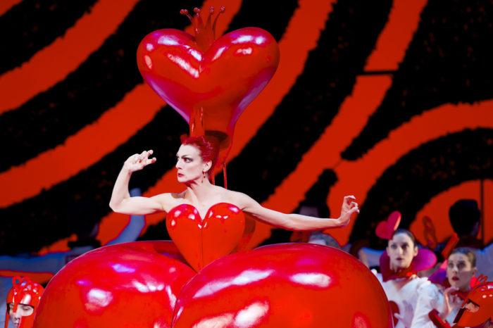 Alice in Wonderland at Royal Opera House
