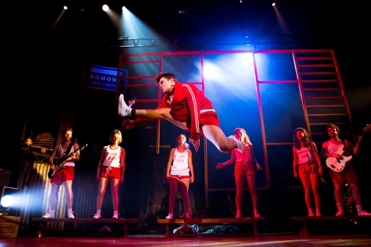 Footloose at Peacock Theatre