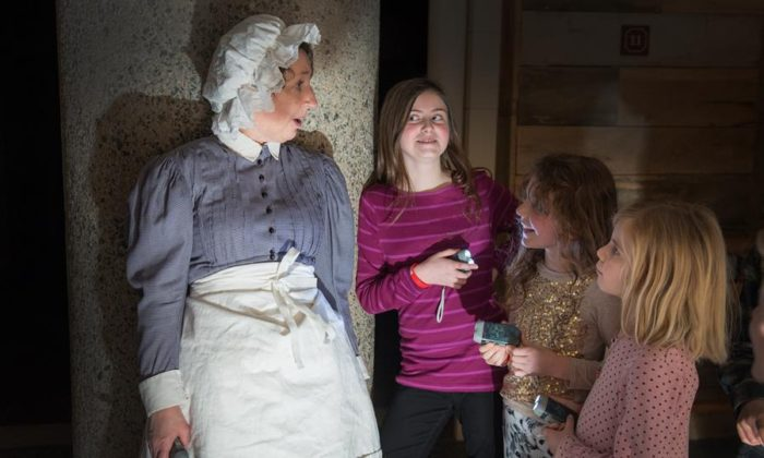 Halloween Sleepover at Museum of London