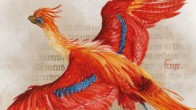 Harry Potter History of Magic at British Library