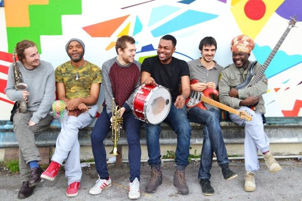 Mwalimu Express musicians