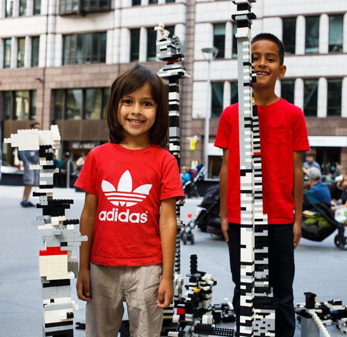 Open House Junior LEGO Paddington