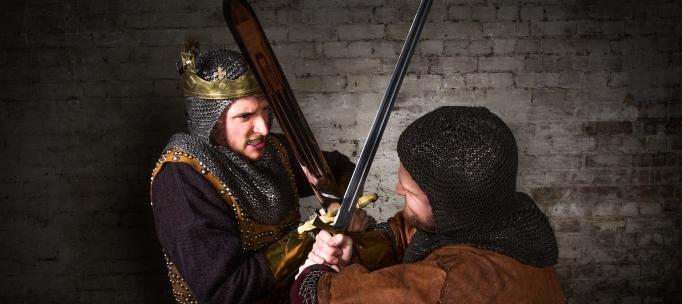 Michael Morpurgo King Arthur