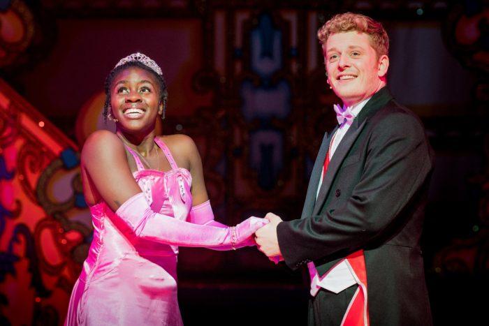 Cinderella Aisha Jawando and Chris Jenkins - Hackney Empire