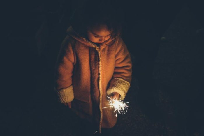 Bonfire Night photo by Zara Walker