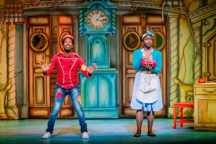 Hackney Empire Panto: Cinderella (Babes Review)