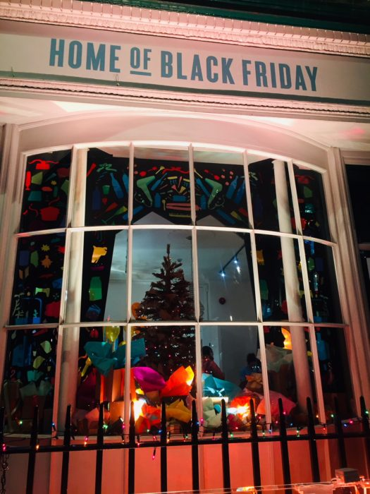 Home of Black Friday popup