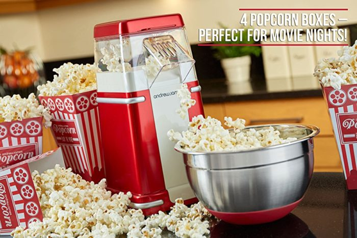 Andrew James Popcorn Maker