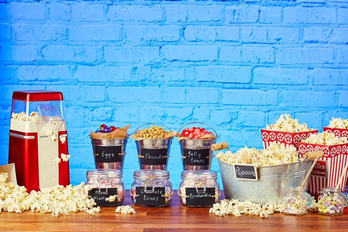 Andrew James Popcorn maker machine