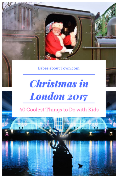 Christmas in London 2017 guide