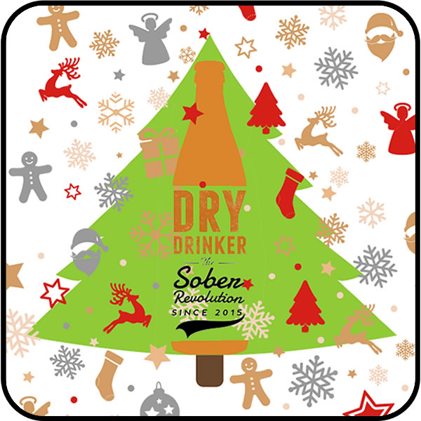 Dry Drinker Mixed Case Christmas