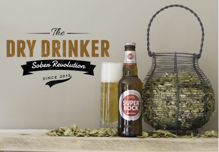 Dry Drinker non alcoholic beer