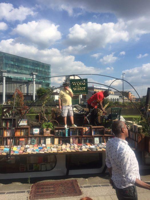 Floating Bookshop