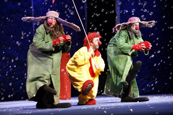 Slavas Snow Show