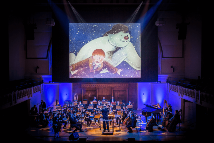 The Snowman at Kings Place