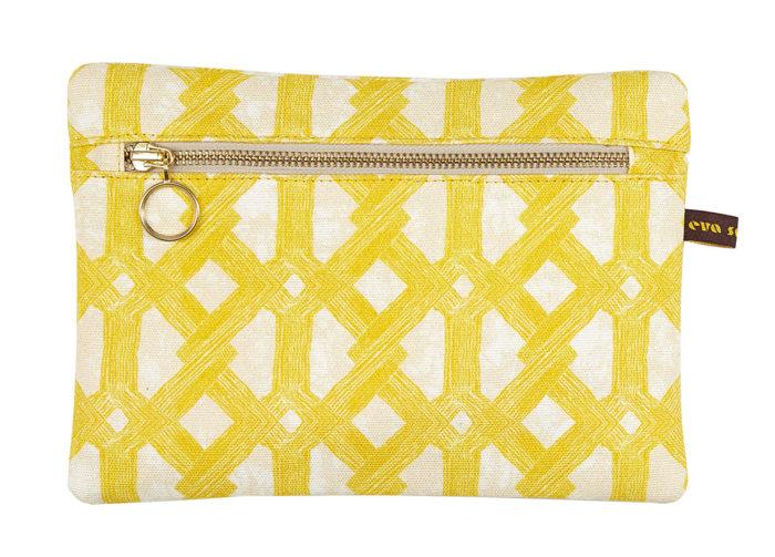 aluro yellow make-up bag low res crop