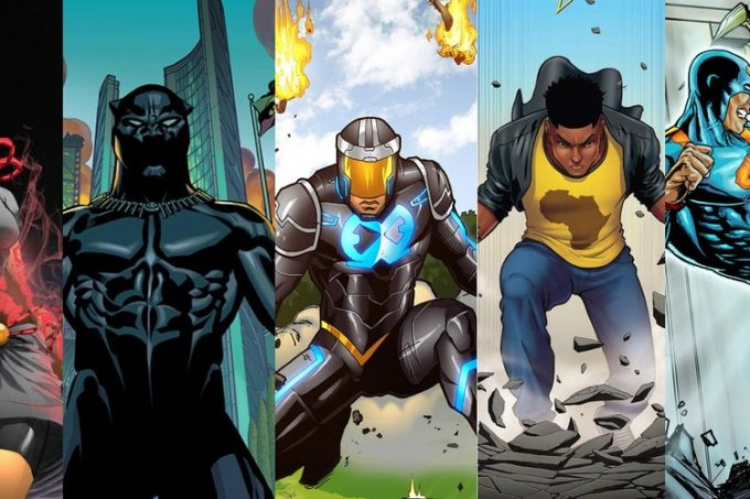 African superheroes day