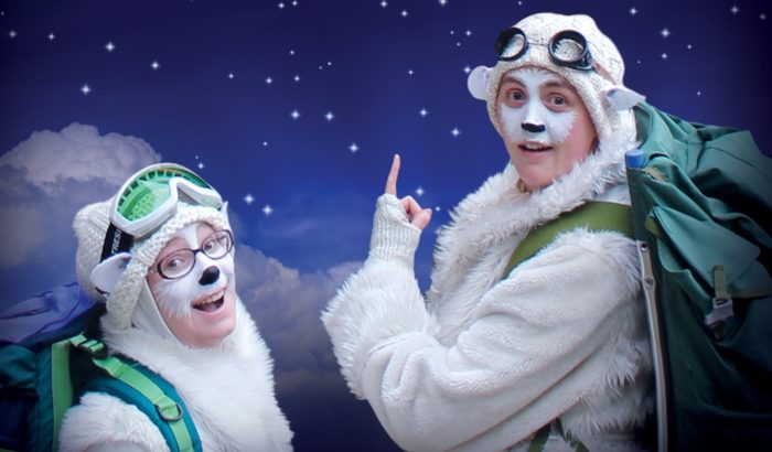 Polar Bears go Up at Unicorn Theatre
