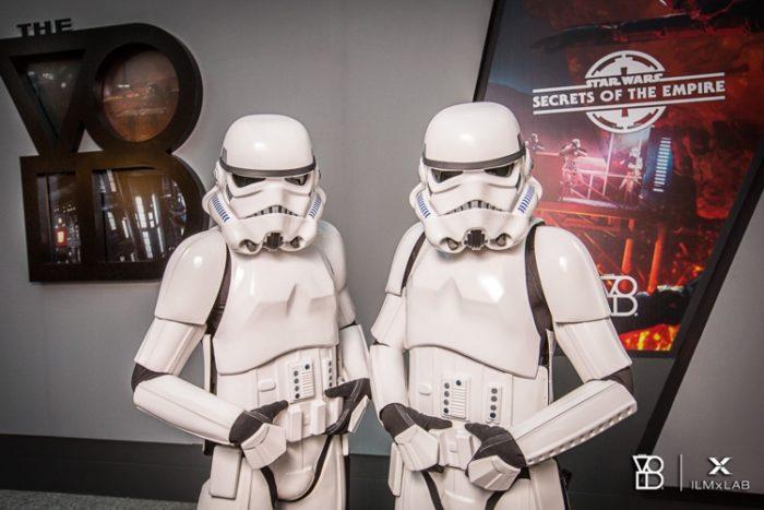 Star Wars the Void
