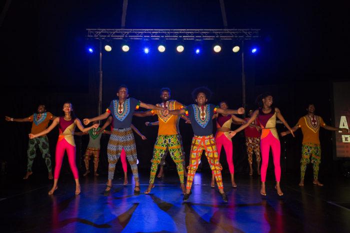 Circus Abyssinia cast photo