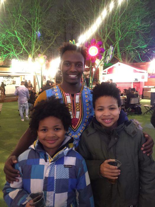Circus Abyssinia Ethiopian Dreams cast