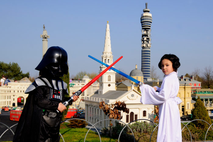 Star Wars weekend at LegoLand Windsor Resort. Windsor