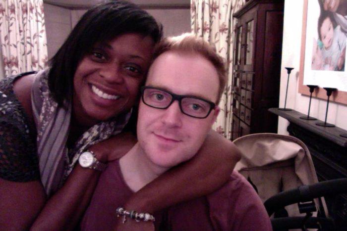Lookalike Couples Ngozi and Jon