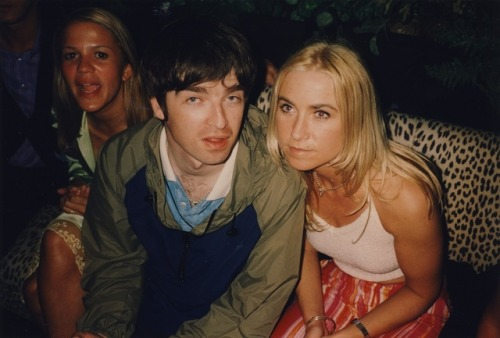 Lookalike Couples Noel and Meg Gallagher