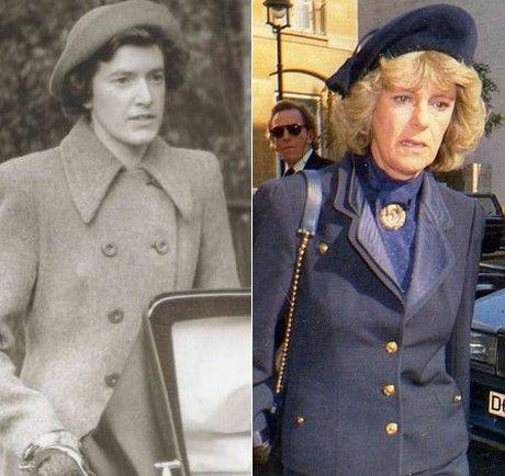 Prince Charles Nanny and Camilla